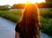 piękne włosy wiosną